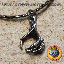 Pendant in Silver Claw