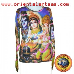 long-sleeved T-shirt ganesh