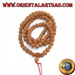 Буддийские розарии Мала 108 Зерновые семена стеллажа