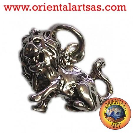Ciondolo segno zodiacale leone