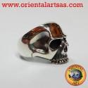 anello cranio Keith Richards