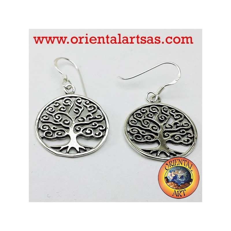 earring tree of life