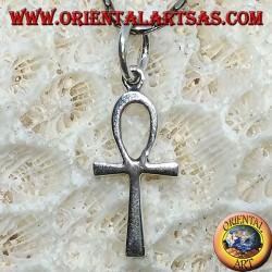 Pendentif en argent, clé de vie ankh (petit)