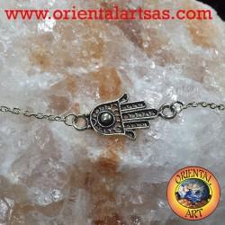main bracelet de Fatima argent