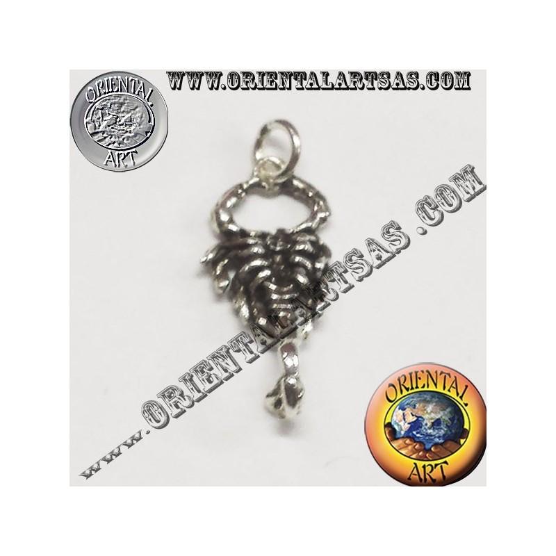 Ciondolo segno zodiacale Scorpione