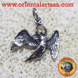 Winged angel pendant Led Zeppelin