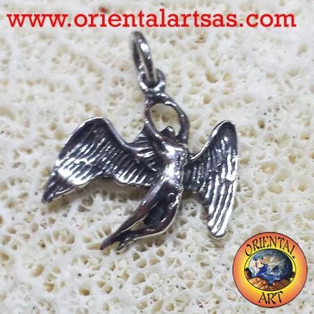 Winged angel pendant Led Zeppelin