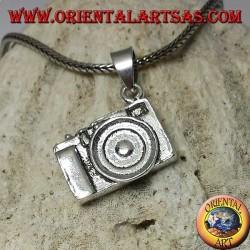 Ciondolo in argento, macchina fotografica