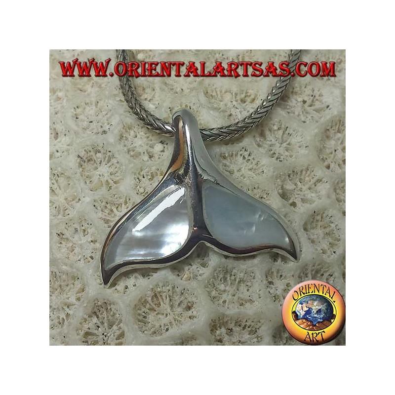 Animal Baleine petite Poisson Collier Pendentif en forme de dauphin