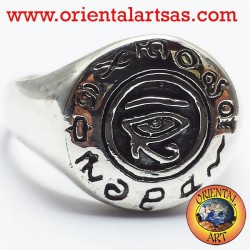 Das Auge des Horus Ring