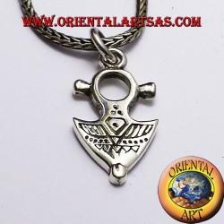 Cruz de plata Tuareg