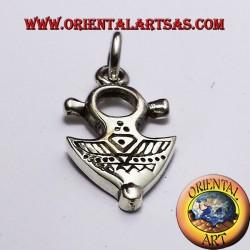 Croce Tuareg in argento 925