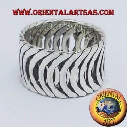 anello fascia larga curve