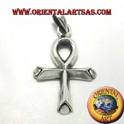 Egyptian ankh cross pendant (love the Cross) Silver
