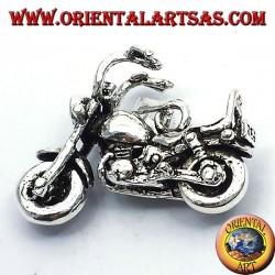Royal Enfield Moto pendentif, argent 925