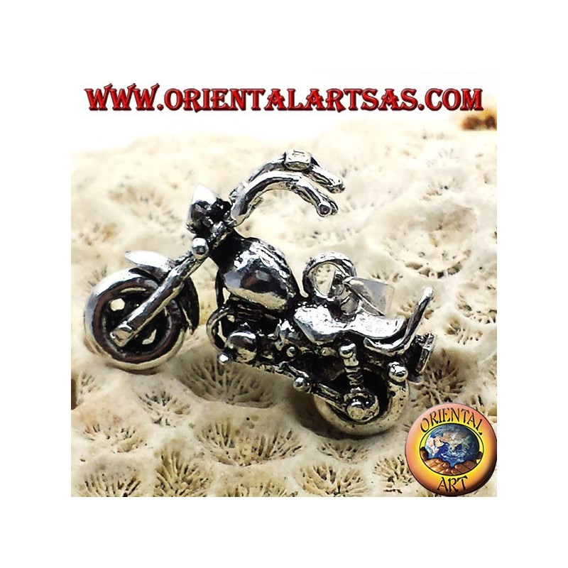 Royal Enfield Motorcycles pendant, 925 silver