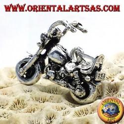 Ciondolo Moto Royal Enfield argento 925