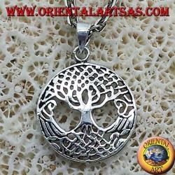 Tree of Life pendant silver
