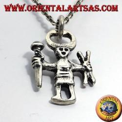 Odin colgante de plata, Einherjar