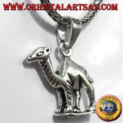Dromedary pendant in silver