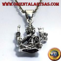 BRAHMA Anhänger in Silber