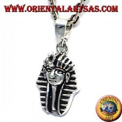 silver pendant pharaoh Tutankhamun