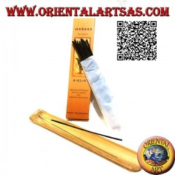 """Natural """"Ikebana"""" incense with lily flavored botanical extracts (20 sticks)"""