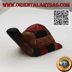 Loggerhead sea turtle...