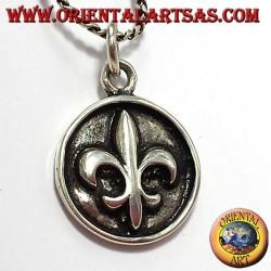 Led Zeppelin logo angelo ciondolo in argento 925