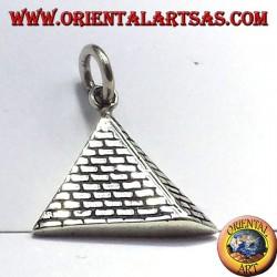 Silber Anhänger Pyramide 925