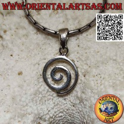Small smooth spiral shape...