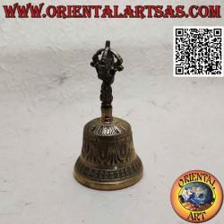 "Tibetan bell ""Ghanta"" with..."