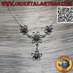 925 925 Silber Halskette...