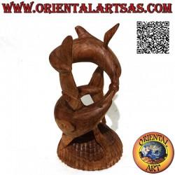 22-сантиметровая скульптура...
