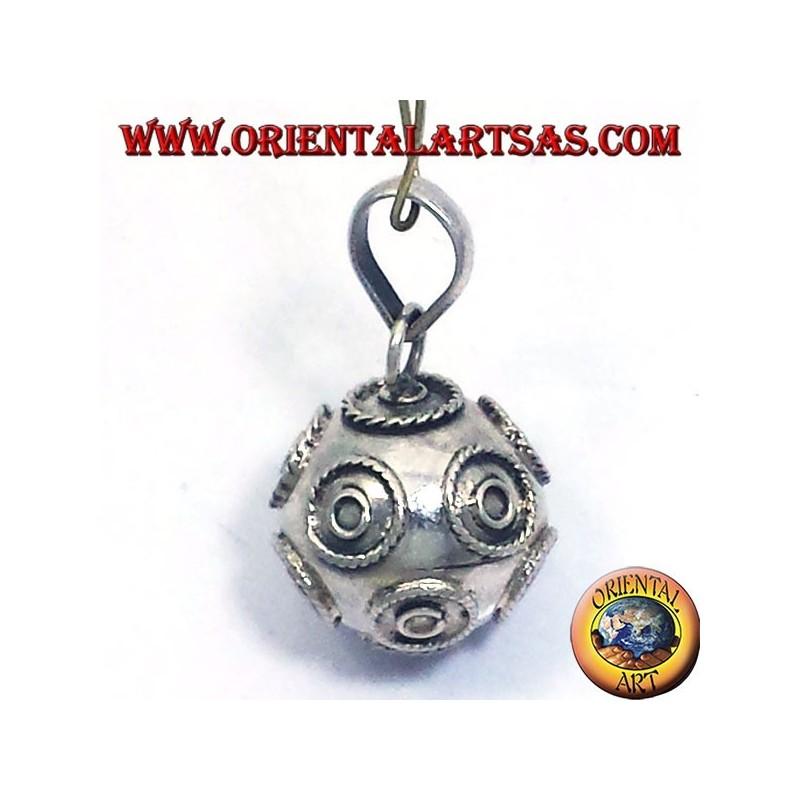 Anhänger (die Engel erinnern) Silber Engel Durchmesser 16mm genannt.