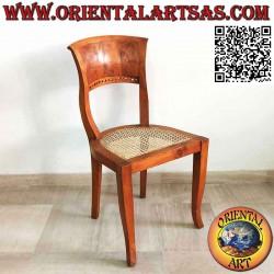 Chaise de style baroque...