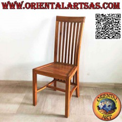 High-back chair with...