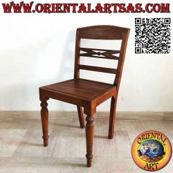 Raffles style chair with...