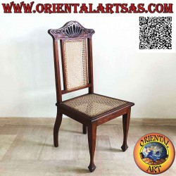 Colonial style chair with...