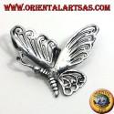 Farfalla Ciondolo in argento 925