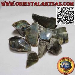 Raw Labradorite (30 g → 40 g)