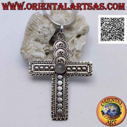 Silver pendant Christian...