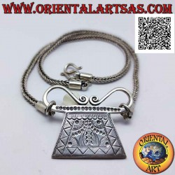 925 ‰ silver necklace of...