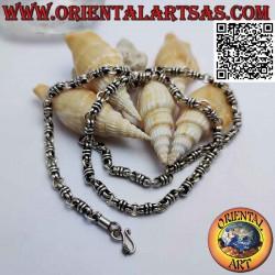925 ‰ silver necklace 56 cm...