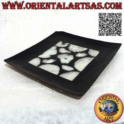 Quadratisches Tablett 24 cm...