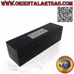 Elegant rectangular box in...