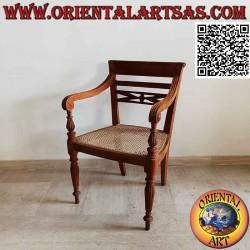 Raffles style armchair in...