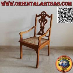"""Victorian"" style armchair..."