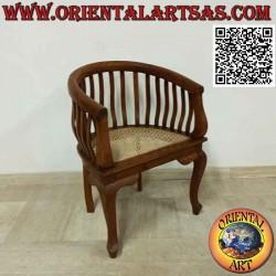 """Modern """"round"""" armchair in..."""