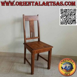 """Ethnic """"Java"""" chair with..."""